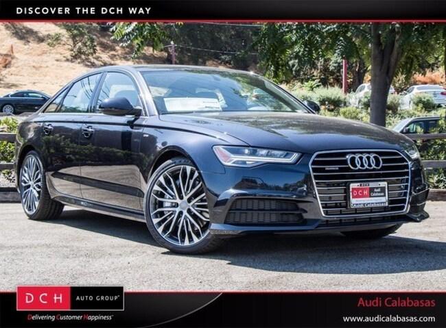 New 2018 Audi A6 2.0T Premium Plus Sedan