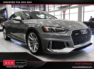 New 2018 Audi RS 5 2.9T Coupe for sale in Calabasas