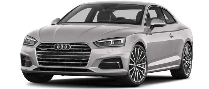 New 2019 Audi A5 at Audi Calabasas