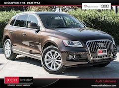 Certified Pre-Owned 2015 Audi Q5 2.0T Premium (Tiptronic) SUV for sale in Calabasas