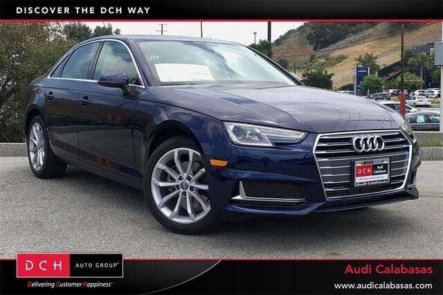 New Audi A4 2019 Audi A4 2.0T Premium Sedan for sale in Calabasas, CA
