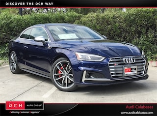 New 2018 Audi S5 3.0T Prestige Coupe