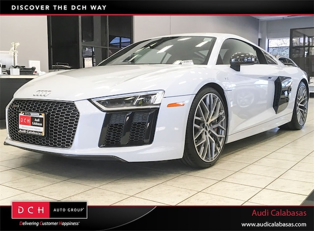 New Audi Lease & Finance Offers 2018 Audi R8 5.2 V10 plus Coupe in Calabasas, CA