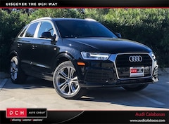 New Audi Lease & Finance Offers 2018 Audi Q3 2.0T Premium SUV in Calabasas, CA