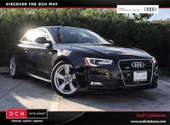 Certified Pre-Owned 2016 Audi A5 2.0T Premium Coupe for sale in Calabasas