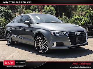 New 2018 Audi A3 2.0T Premium Sedan for sale in Calabasas