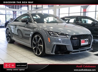 New 2018 Audi TT RS 2.5T Coupe for sale in Calabasas