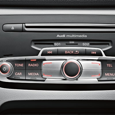 Audi Q3 Bose Surround Sound