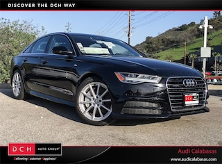 New 2018 Audi A6 2.0T Premium Plus Sedan For sale in Calabasas, CA