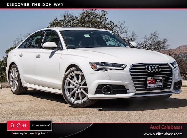 New Audi Lease & Finance Offers 2018 Audi A6 2.0T Premium Plus Sedan in Calabasas, CA