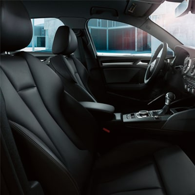 Audi A3 Luxury Seating