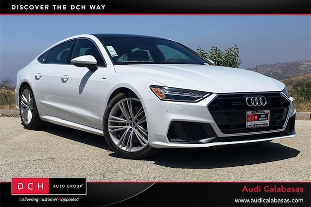 New Audi A7 Lease Specials and Offers | Audi Calabasas