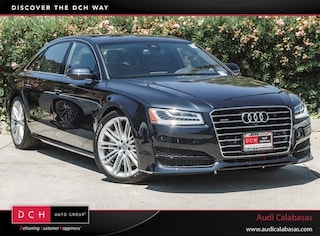 New 2017 Audi A8 L 3.0T Sedan for sale in Calabasas