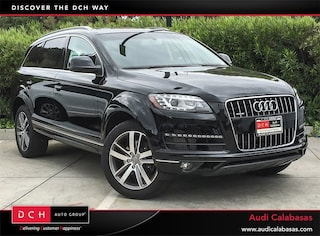 New 2015 Audi Q7 3.0 TDI Premium Plus (Tiptronic) SUV for sale in Calabasas