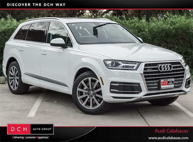 New 2018 Audi Q7 2.0T Premium Plus SUV