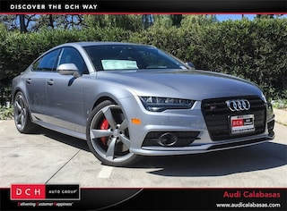 New 2018 Audi S7 4.0T Prestige S tronic Hatchback for sale in Calabasas