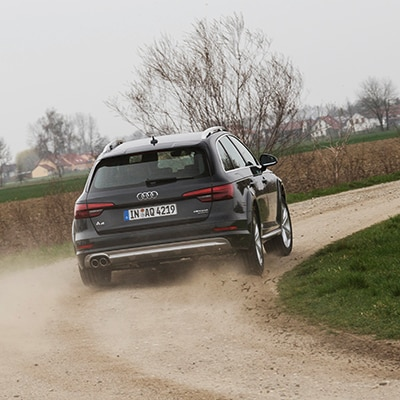 Audi A4 Allroad All-Wheel Drive