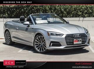 New 2018 Audi A5 2.0T Premium Plus Cabriolet for sale in Calabasas