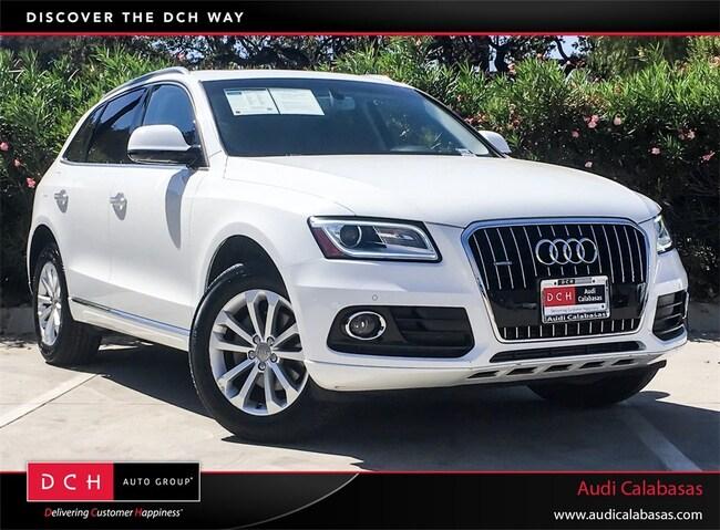 Used Audi Q SUV T Premium Tiptronic Ibis White For Sale - Audi suv used