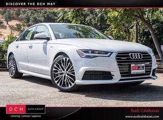 New 2018 Audi A6 3.0T Sedan for sale in Calabasas