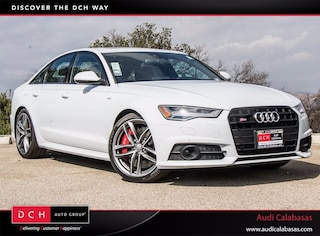 New 2018 Audi S6 4.0T Premium Plus Sedan for sale in Calabasas