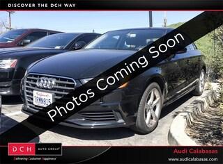 Used Audi 2016 Audi A3 1.8T Premium Sedan for sale in Calabasas