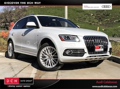 Certified Pre-Owned 2017 Audi Q5 2.0T Premium SUV for sale in Calabasas