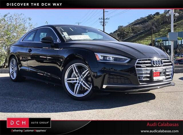 New Audi A5 2019 Audi A5 2.0T Premium Plus Coupe for sale in Calabasas, CA