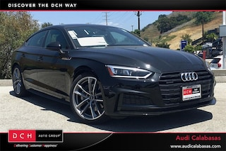 New 2019 Audi A5 2.0T Premium Plus Sportback