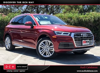 New 2018 Audi Q5 2.0T Premium Plus SUV for sale in Calabasas