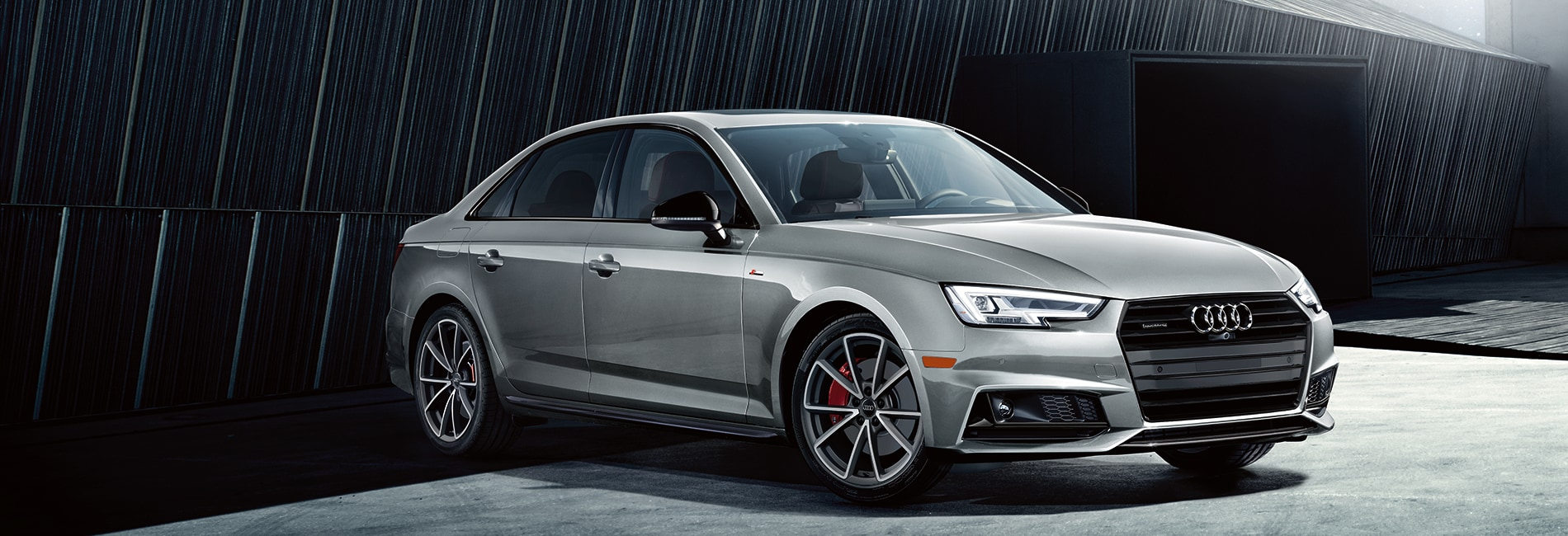 Audi A4 Exterior Vehicle Features
