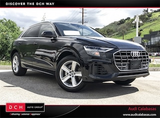 New 2019 Audi Q8 3.0T Premium SUV for sale in Calabasas