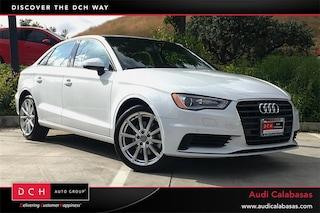 Used 2016 Audi A3 1.8T Premium Sedan for sale in Calabasas