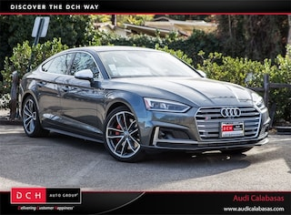 New 2018 Audi S5 3.0T Prestige Sportback for sale in Calabasas
