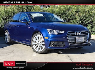 Used 2018 Audi A4 2.0T Sedan for sale in Calabasas
