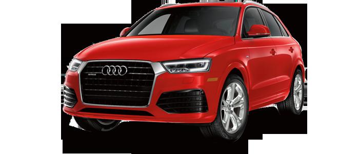 New 2018 Audi Q3 at Audi Calabasas
