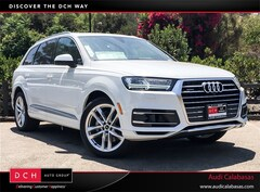 New Audi Q7 2018 Audi Q7 3.0T Prestige SUV for sale in Calabasas, CA