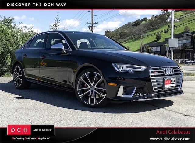 New Audi A3 models 2019 Audi S4 3.0T Premium Sedan for sale in Calabasas, CA