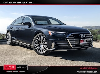 New 2019 Audi A8 L 3.0T Sedan for sale in Calabasas