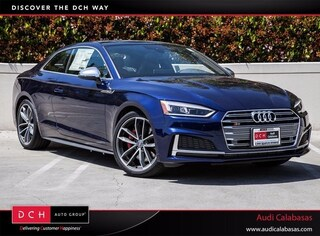 New 2018 Audi S5 3.0T Coupe for sale in Calabasas