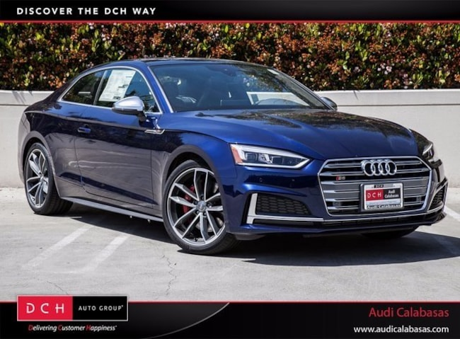 New 2018 Audi S5 3.0T Coupe