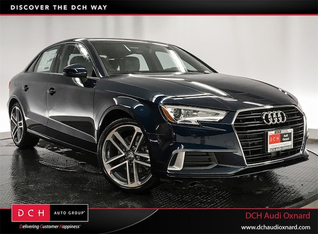 New Audi A Sedan T Premium Cosmos Blue Metallic For Sale In - 2018 audi a3 msrp