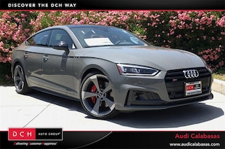New 2019 Audi S5 3.0T Prestige Sportback for sale in Calabasas