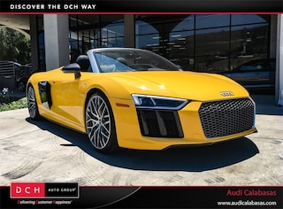 New 2018 Audi R8 5.2 V10 plus Spyder for sale in Calabasas
