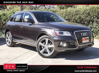 New 2016 Audi Q5 3.0 TDI Premium Plus SUV for sale in Calabasas