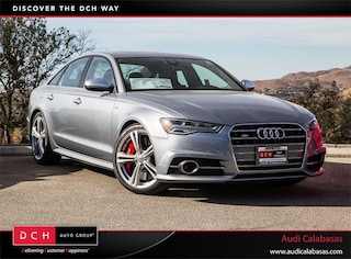 New 2018 Audi S6 4.0T Sedan for sale in Calabasas