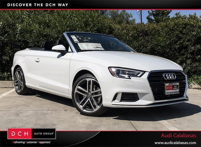 New Audi A3 models 2019 Audi A3 2.0T Premium Cabriolet for sale in Calabasas, CA