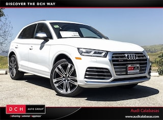 New 2019 Audi SQ5 3.0T Premium SUV for sale in Calabasas