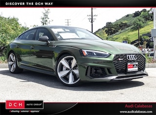 New 2019 Audi RS 5 2.9T Sportback for sale in Calabasas