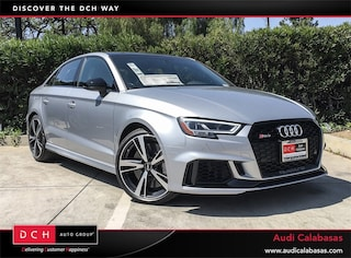 New 2018 Audi RS 3 2.5T Sedan for sale in Calabasas